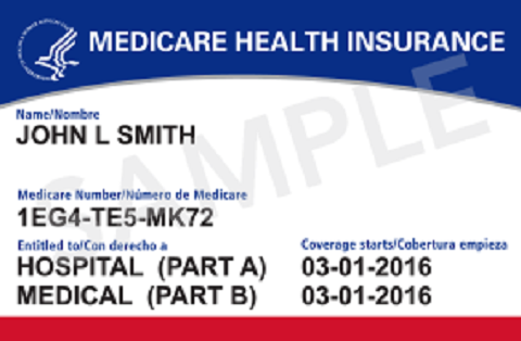 medicare card does not explain How does Medicare work?